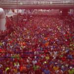 Startaufstellung beim Hamburg Marathon