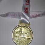Finisher-Medallie