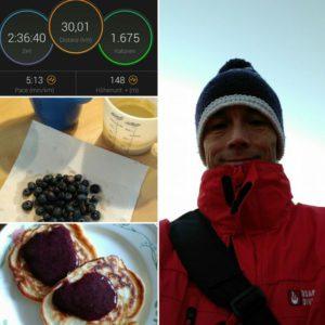 Der erste 30er für den Hamburg Marathon 2017